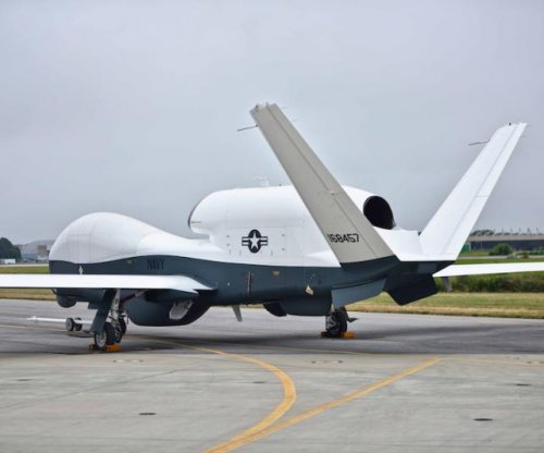 MQ-4C Triton UAS demos new capabilities