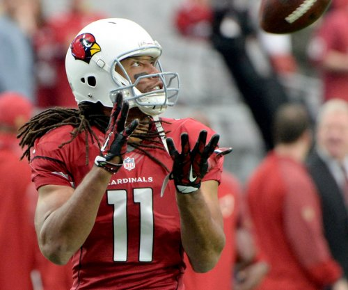 Arizona Cardinals WR Larry Fitzgerald battles toenail issues
