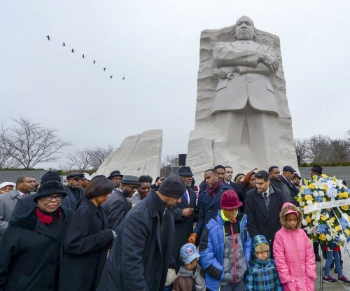 Thousands gather in D.C., nationwide to honor Martin Luther King Jr.
