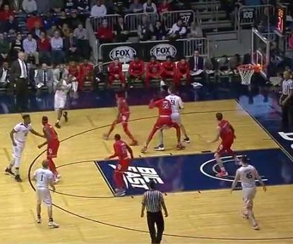 No. 24 Butler pours it on in blowout of St. John's