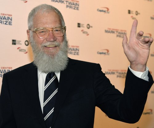 David Letterman honored with Mark Twain Prize for American Humor