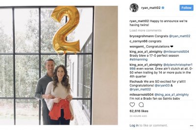 Matt Ryan: Atlanta Falcons QB, wife expecting twins, gets roasted with 28-3 joke