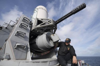 Navy taps Raytheon for Phalanx close-in-weapon system support