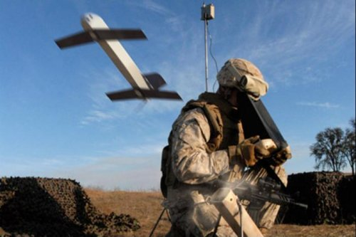 Army taps AeroVironment for Switchblade missiles