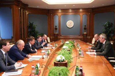 Russia, Austria review fate of Nord Stream 2 pipeline