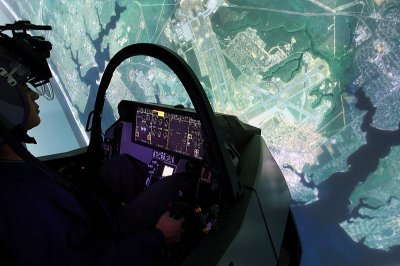 Lockheed to supply F-35 training systems to Marine Corps