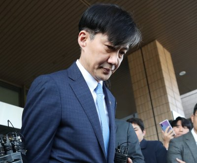 S. Korean Justice Minister offers resignation over corruption allegations