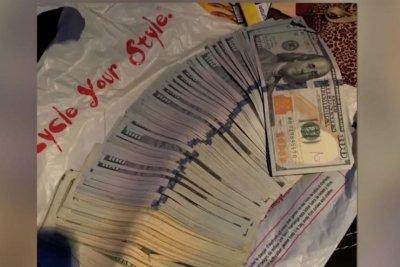 Resale store worker finds $7,000 in jacket pocket