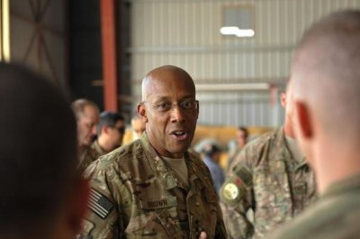 Air Force Gen. Charles Q. Brown to be nominated to Joint Chiefs of Staff