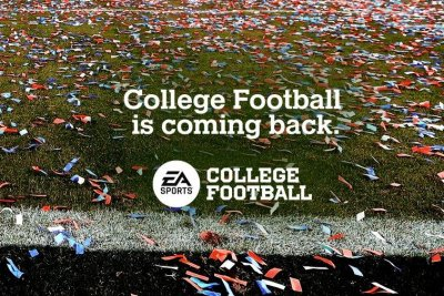 EA Sports bringing back college football video game series