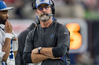 Colts coach Frank Reich tests positive for COVID-19