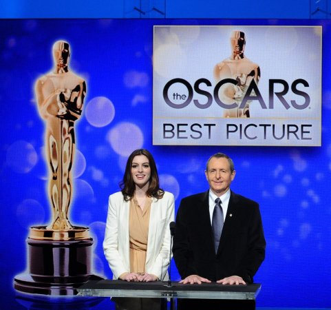 Stars line up for Oscar nominees luncheon