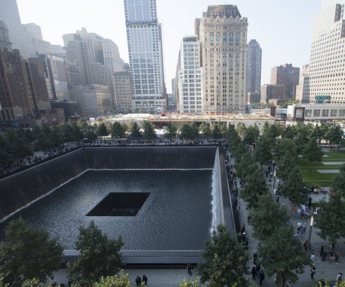 9/11 Memorial evacuated over smell from reflecting pool