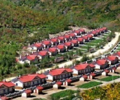 North Korea: 1,800 homes built in one month after floods