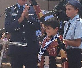 Robert Downey, Jr. congratulates Make-A-Wish's Iron Boy on saving Sydney