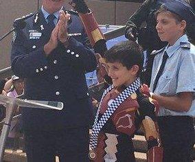 Robert Downey Jr. congratulates Make-A-Wish's Iron Boy on saving Sydney