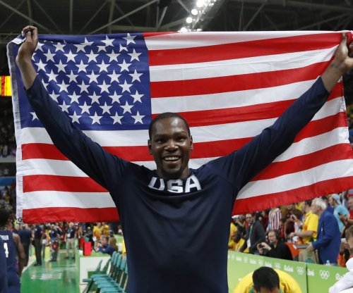Rio Roundup: Kevin Durant, Team USA dominate Serbia, Americans own 121 medals
