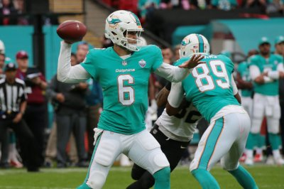 Miami Dolphins overcome 17-point deficit to top Atlanta Falcons