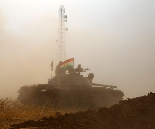 Amid fighting, Kurdish oil payments continue