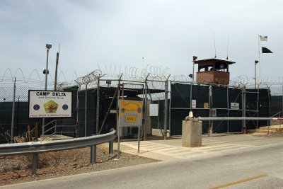 U.S. transfers first Guantanamo Bay detainee under Trump
