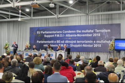 European visit to Albania exposes Iran's misinformation campaign