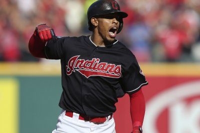 Indians' Francisco Lindor has setback, sprains ankle