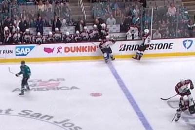 Colorado Avalanche captain Gabriel Landeskog takes blame for controversial offside