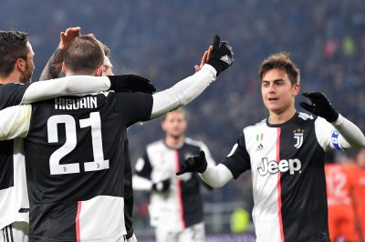 Juventus' Paulo Dybala, Gonzalo Higuain team up for incredible scoring sequence