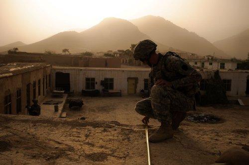 Outside View: Afghanistan's last, best hope