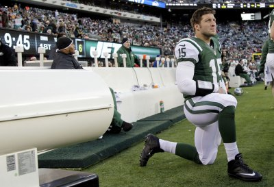 Tim Tebow released by New York Jets