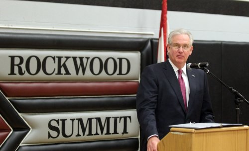 Missouri legislature overrides governor's veto of tax cut