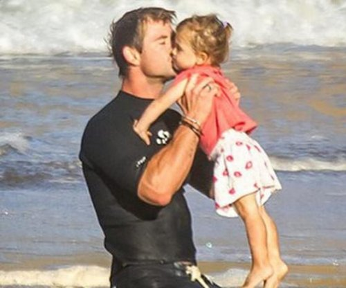 Elsa Pataky shares new photos of Chris Hemsworth, daughter India