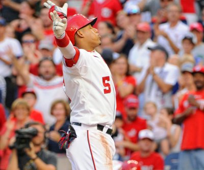 Wilson Ramos comes through as Washington Nationals end losing streak