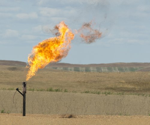 North Dakota rig count up by four