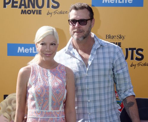 Tori Spelling sued over $38K credit card balance