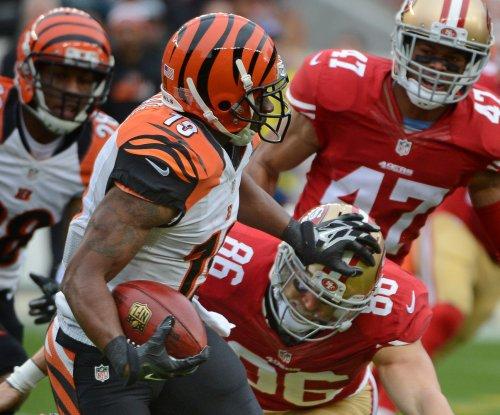 Cincinnati Bengals release Brandon Tate