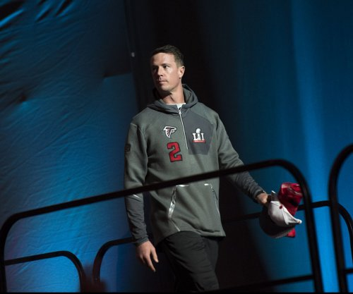 Atlanta Falcons' Matt Ryan selected as league MVP