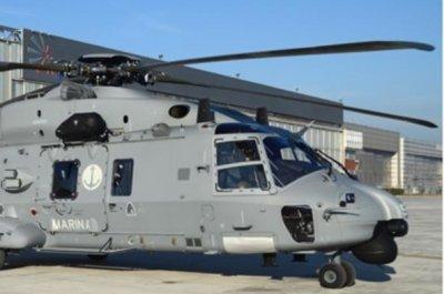 Leonardo delivers first NH90 MITT helo to Italian navy
