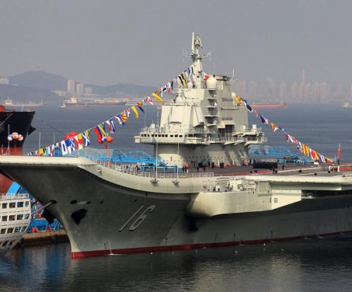 Report: China carried out naval drill near North Korea