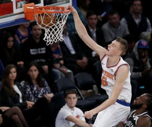 New York Knicks: Kristaps Porzingis out vs. Magic