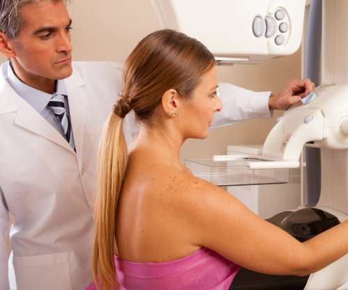 Breast symptoms at mammogram may raise future cancer risk