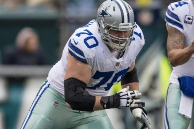 Dallas Cowboys 'aren't there yet' on new deal for G Zack Martin