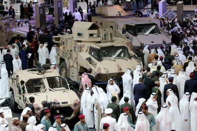 UAE announces more than $3B in defense deals at IDEX conference