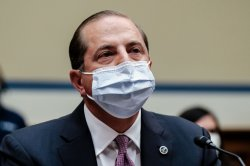 HHS Secretary Alex Azar resigns citing Capitol riot