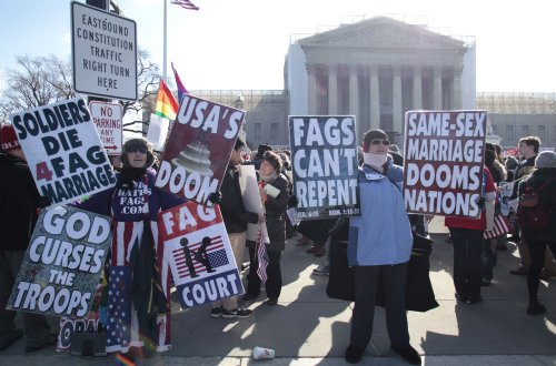 The Issue: Same-sex marriage support more vocal, more widespread