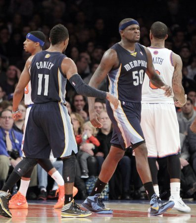 Memphis Grizzlies throttle Houston Rockets