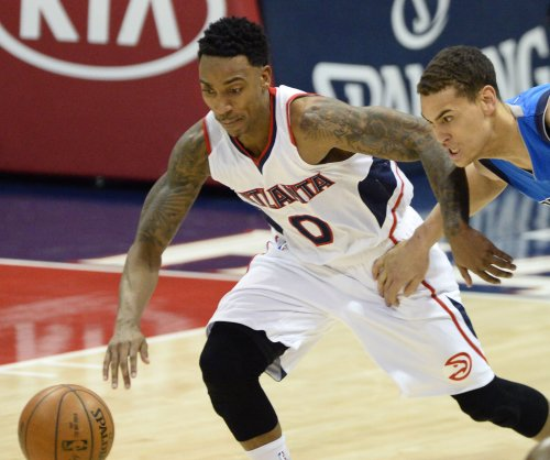 Atlanta Hawks rally past Harden-less Houston Rockets