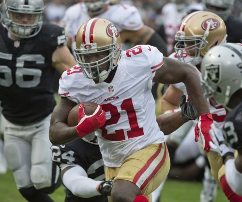 Philadelphia Eagles to add veteran running back Frank Gore