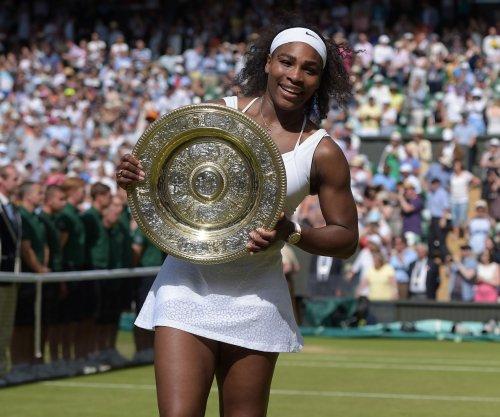 Wimbledon: Williams completes 'Serena Slam'