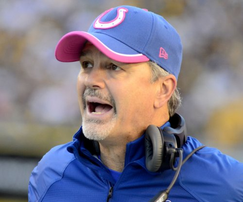 Chuck Pagano stays, but six Indianapolis Colts assistants gone